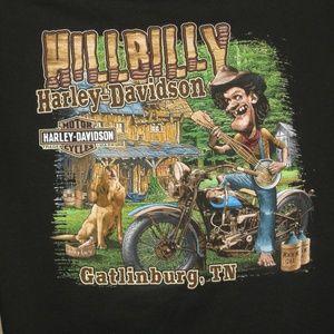 SOLD!!!!! Harley-Davidson Hillbilly  Gatlinburg TN